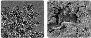 Nanoporous activated carbon