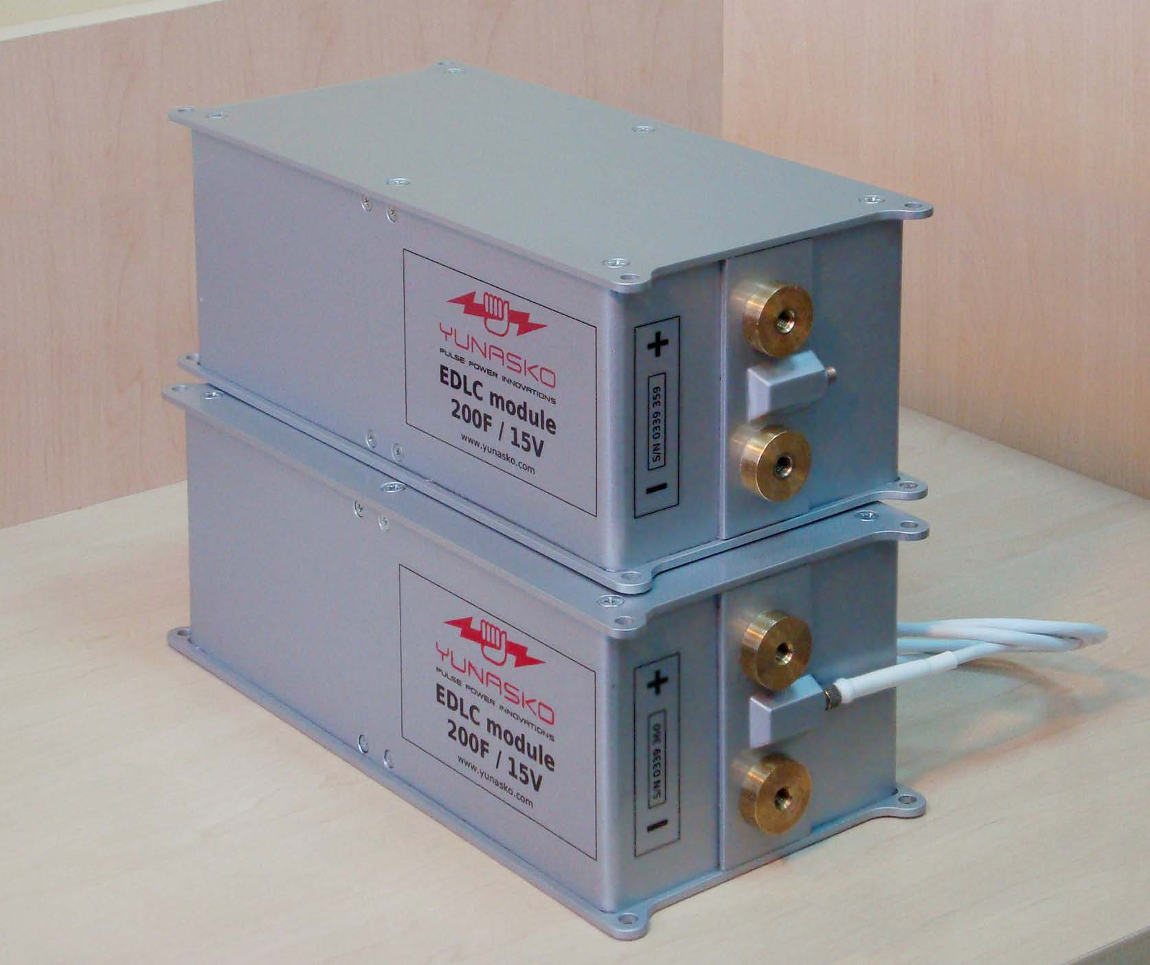 Yunasko highly powerful module